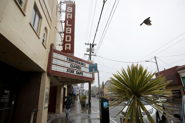 Balboa Theater in San Francisco