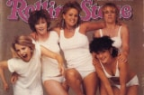 Go-Go's Rolling Stone cover - detail