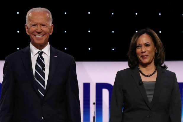 Joe Biden Names Kamala Harris