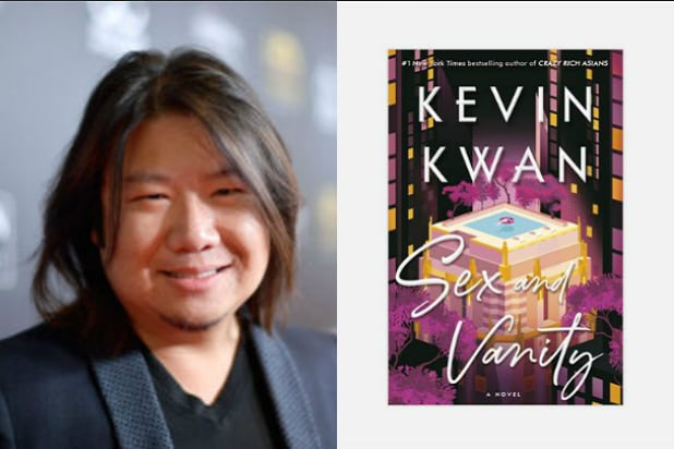 Kevin Kwan Sex and Vanity Crazy Rich Asians