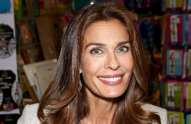 Kristian Alfonso on October 27, 2015 in Northvale, New Jersey.