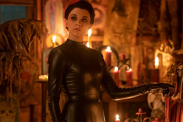 Natalie Dormer in Penny Dreadful: City of Angels