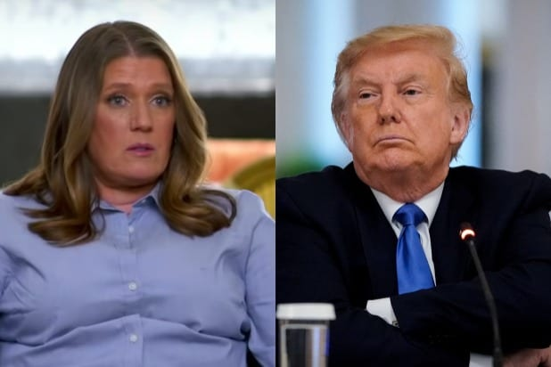 Mary Trump Donald Trump