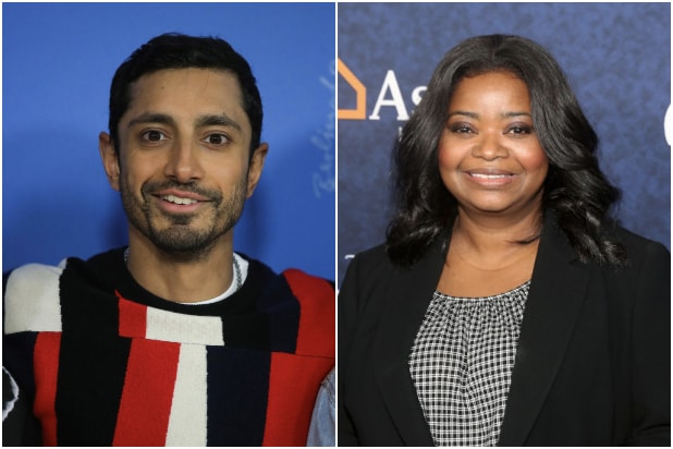 Riz Ahmed Octavia Spencer