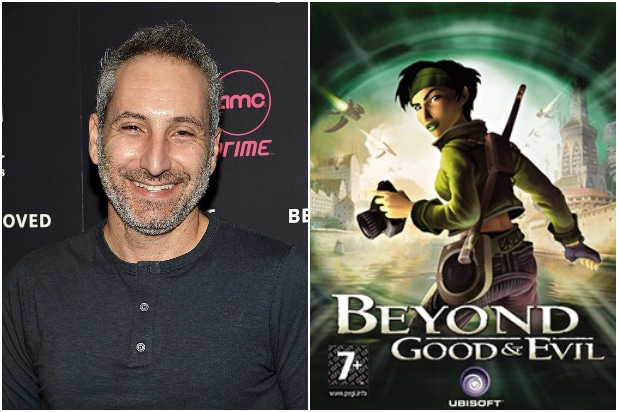 Rob Letterman Beyond Good and Evil