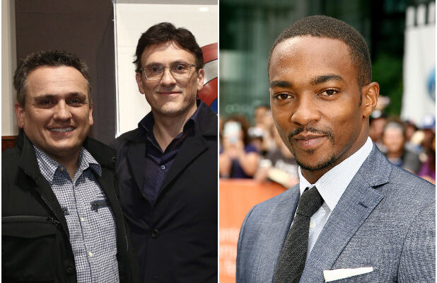 Russo Brothers Anthony Mackie