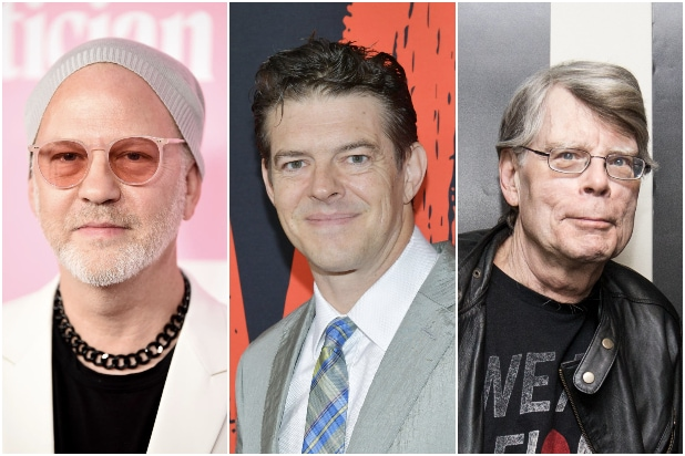 Ryan Murphy Jason Blum Stephen King