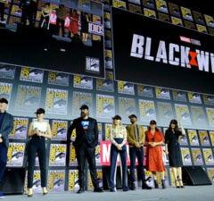 "San Diego Comic-Con 2019 - ""Black Widow"" in Hall H"