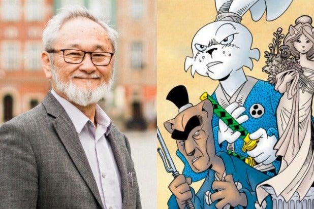Stan Sakai Samurai Rabbit Usagi Yojimbo