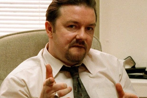 The Office UK Ricky Gervais