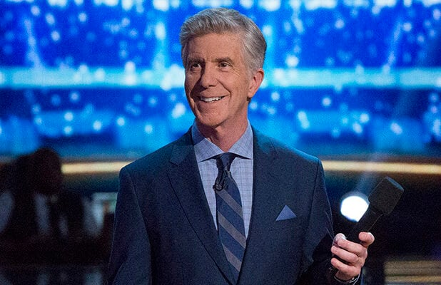 TOM BERGERON Dancing with the stars