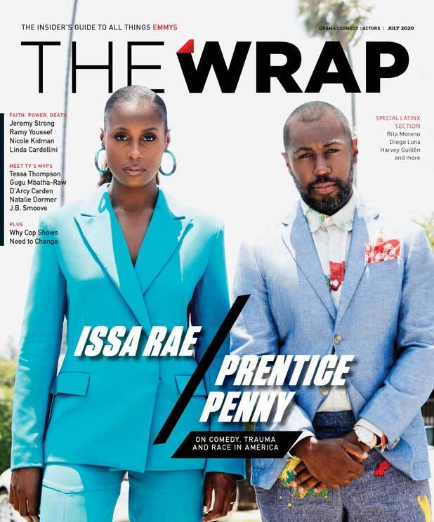 TheWrap Emmy Magazine - Drama Comedy Actors