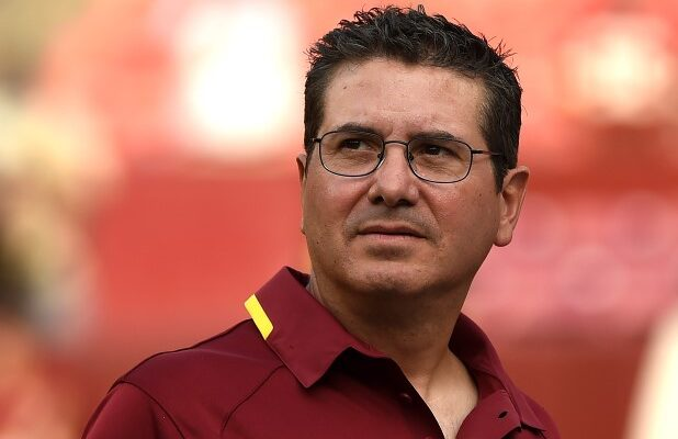 Dan Snyder Daniel Snyder Washington Redskins
