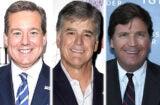 Ed Henry, Sean Hannity, Tucker Carlson