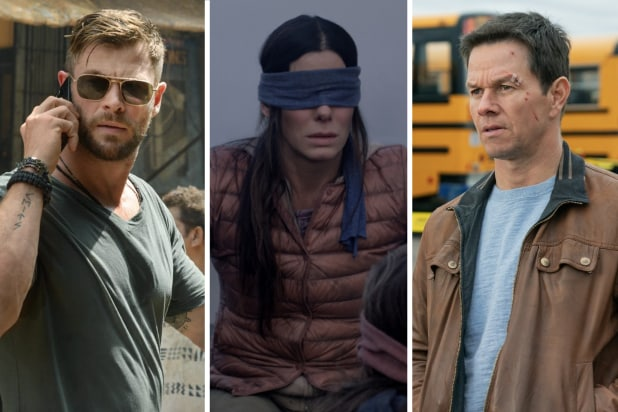 Netflix Reveals Extraction Bird Box Spenser Confidential Top List Of Most Popular Films