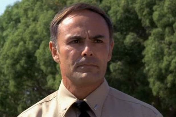 IMG JOHN SAXON, American Actor and Martial Artist