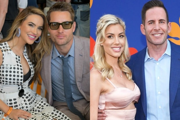 justin hartley chrishell stause tarek el moussa heather rae young