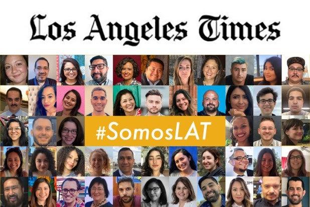 LA Times Latino Caucus
