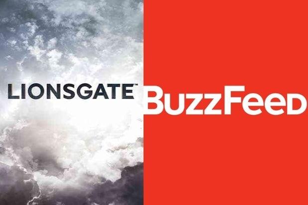 lionsgate buzzfeed