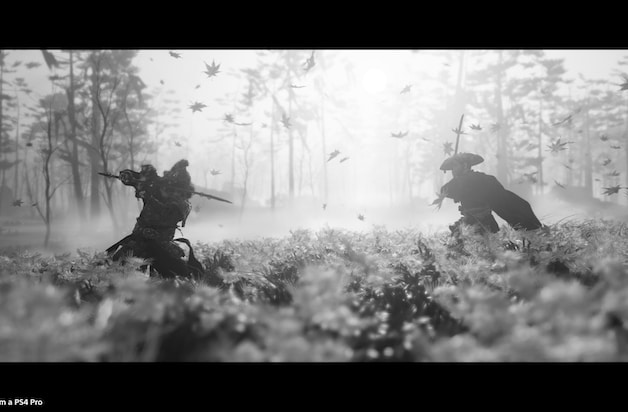 Ghost of Tsushima is Sony's biggest new IP on PS4