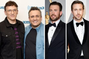 The Gray Man Russo Brothers Chris Evans Ryan Gosling