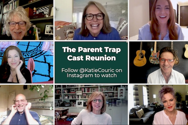 'The Parent Trap' Cast Reunites for the First Time!