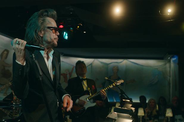 Martin Scorsese David Johansen