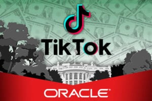 Tik Tok Oracle White House