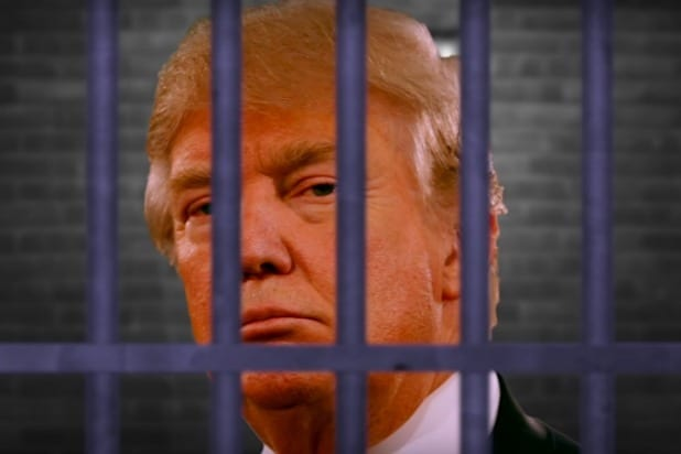 Randy Rainbow Donald Teump Cell Block Tango