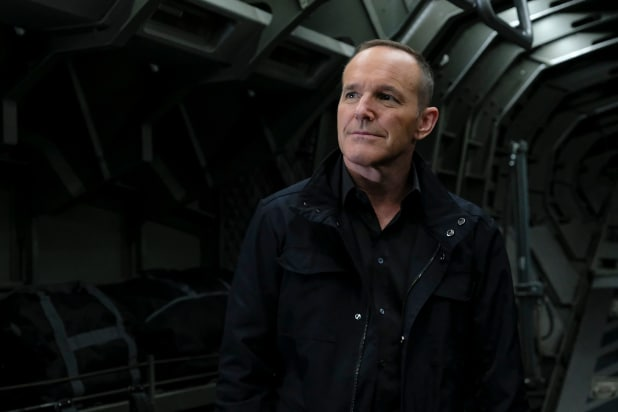 Agents of SHIELD Phil Coulson