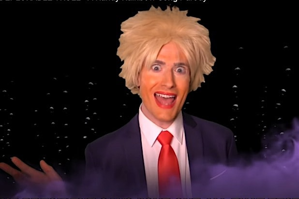 Randy Rainbow Poor Deplorable Troll