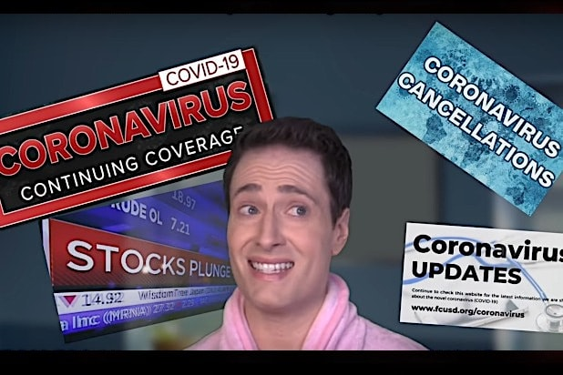 Randy Rainbow Coronavirus Lament