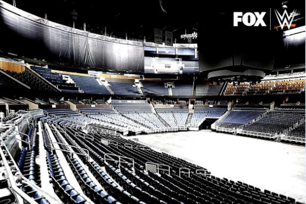 Amway Center WWE Thunderdome