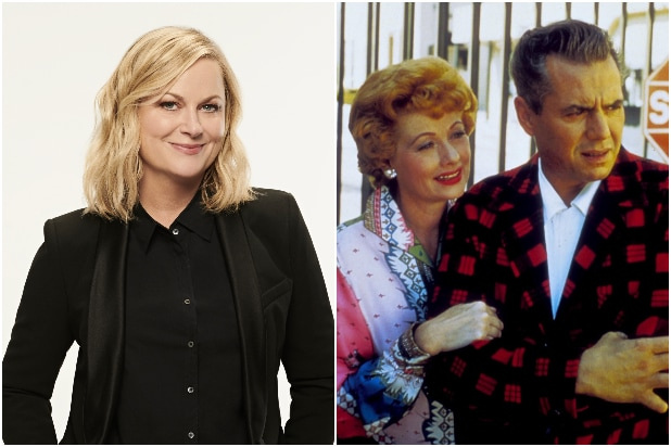 Amy Poehler Lucy and Desi