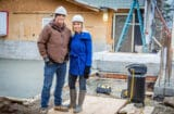 "Bryan and Sarah Baeumler on HGTV's ""Renovation Inc."""