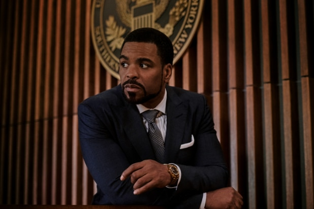 "Cliff ""Method Man"" Smith in ""Power Book II: Ghost"""