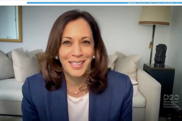 Democratic National Convention Kamala Harris