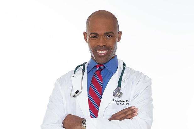 The Doctors Ian Klein