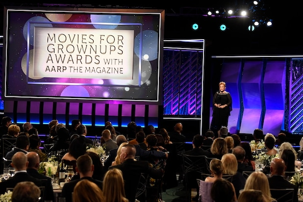 AARP Movies for Grownups Awards