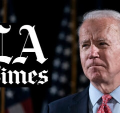 Joe Biden LA Times Los Angeles Times