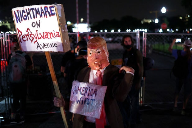 RNC protests