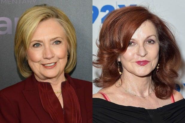 Hillary Clinton Maureen Dowd