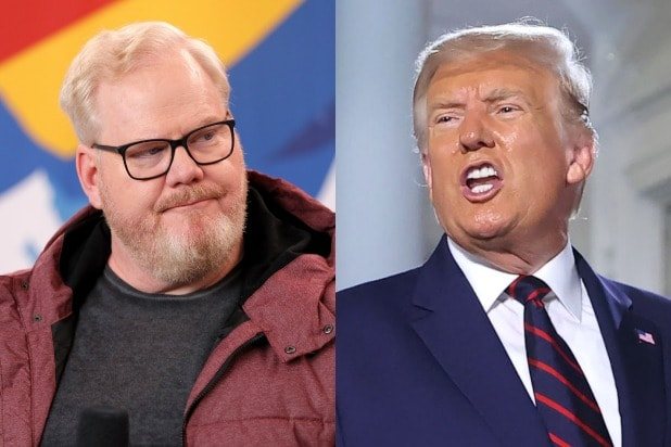 Jim Gaffigan Donald Trump