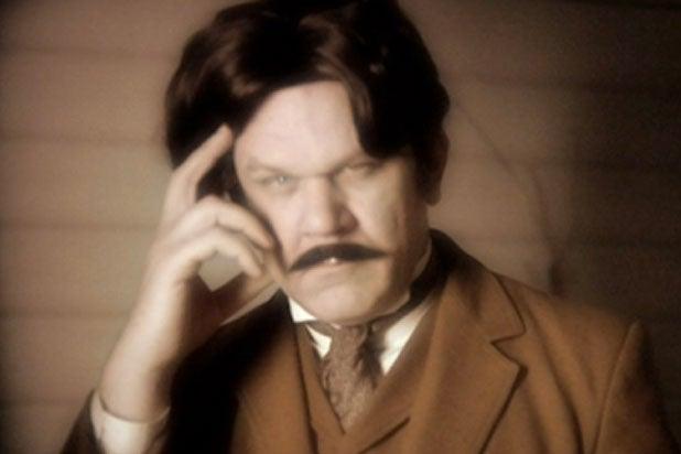 John C Reilly Tesla Drunk History