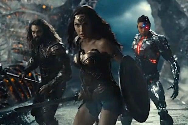 Justice League Snyder cut Wonder Woman Aquaman