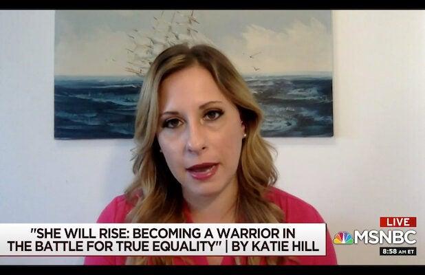 Katie Hill on Morning Joe