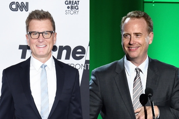 Kevin Reilly, Bob Greenblatt
