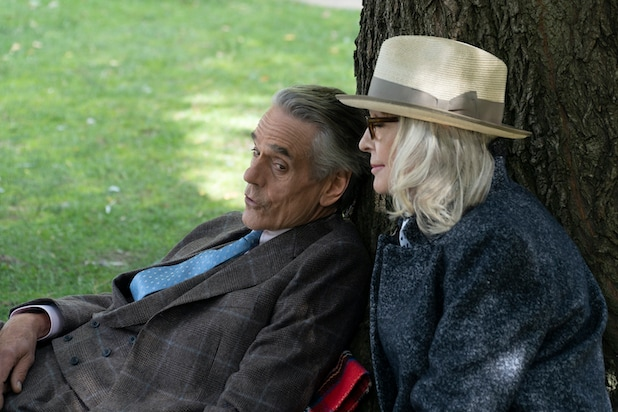 Love, Weddings and Other Disasters Jeremy Irons Diane Keaton