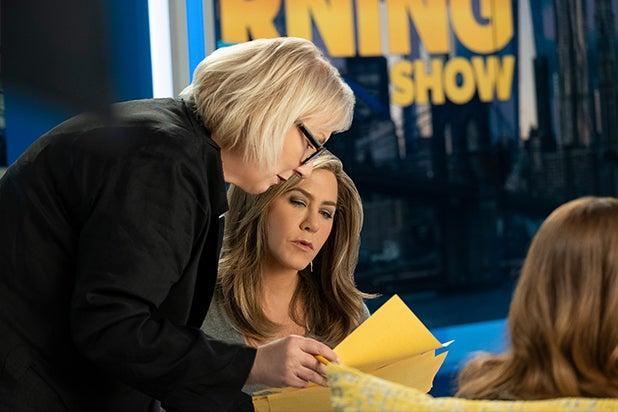 Mimi Leder The Morning Show