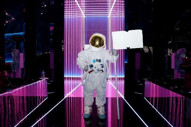 VMAs Moon Person